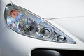 Headlight modern car design Royalty Free Stock Photo