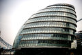 Headquarters of greater london authority known as city hall is the the gla which comprises the mayor and the assembly Stock Photography