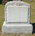 Headstone Royalty Free Stock Photo