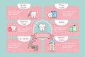Health cute teeth