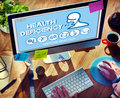 Health Deficiency Allergy Disorder Sickness Healthcare Concept Royalty Free Stock Photo