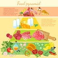 stock image of  Health food infographic healthy eating