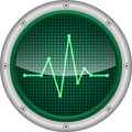 Health monitor Stock Image