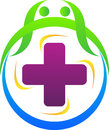 Health plus logo