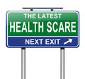 Health scare concept. Stock Photo