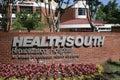 Health South Rehabilitation Services Entrance