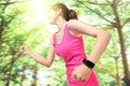 Health Sport Woman Wearing Sma...