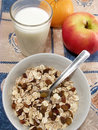 Healthy breakfast Stock Photography