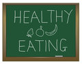 Healthy eating concept. Royalty Free Stock Photo