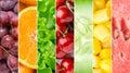 Healthy Food Backgroun