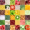 Zdravý jídlo zázemím