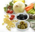 Healthy Food Ingredients Stock Photos
