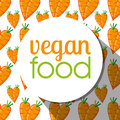 Healthy food and vegan lifestyle design vector illustration Stock Photos