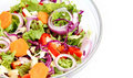 Healthy Fresh Salad Stock Photo