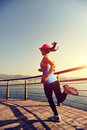 Healthy Lifestyle Sports Woman...