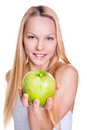 Healthy nutrition and beauty Stock Image