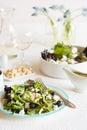 Healthy salad Royalty Free Stock Photo