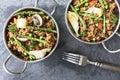 Healthy Vegan Paella