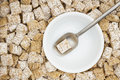 Healthy whole grain cereal in a bowl Royalty Free Stock Photo