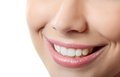 Healthy woman teeth and smile Royalty Free Stock Photo