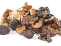 Heap of dry fruit Stock Photos