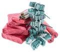 Heap of Firecrackers Stock Image