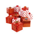 Heap of gifts Royalty Free Stock Photo