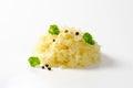 Heap of sauerkraut Royalty Free Stock Photo
