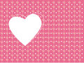 Heart background Stock Images