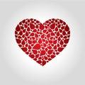 Heart blood logo