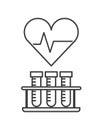 Heart cardio icon