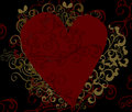 Heart Design Background Royalty Free Stock Photos