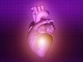 Heart Disease 3d Anatomy Illus...