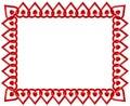 Heart Frame Stock Images