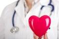 Heart health Royalty Free Stock Photo