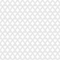 Heart pattern colorless on white background geometric Stock Photography