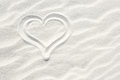 Heart In The Sand