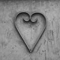 Heart shape design Royalty Free Stock Photo
