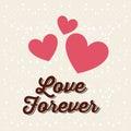 Heart shape icon. Love design. Vector graphic