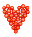 Heart Shaped tomatoes Royalty Free Stock Photo