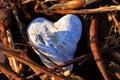 Heart Of Stone Royalty Free Stock Photo