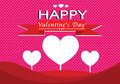 Heart for valentines day background design Royalty Free Stock Image