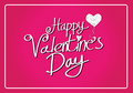 Heart for valentines day background design Stock Photos