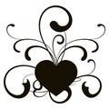 Heart,vector Stock Image