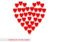 Heartbleed openssl bug vector pattern
