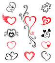 Hearts Royalty Free Stock Image
