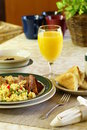 Hearty Breakfast Royalty Free Stock Photos