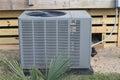 Heat Pump Royalty Free Stock Photo