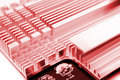 Heat Sink Royalty Free Stock Image