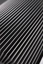 Heat Sink detail Royalty Free Stock Photo